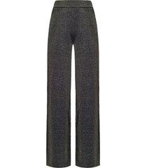 pinko pantalon lurex