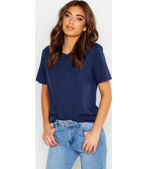 oversized t-shirt, navy
