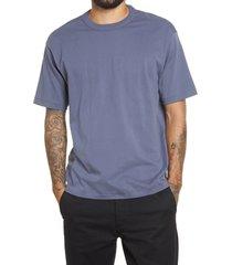 men's bp. solid crewneck t-shirt, size small - grey