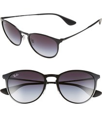 ray-ban 'youngster' 54mm sunglasses in black at nordstrom