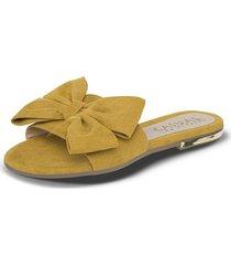 sandalias amalya amarillo para mujer croydon