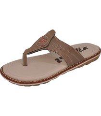 sandália infantil raniel calçados papete chinelo dedo costura castor