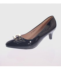 zapato mujer negro suang nis