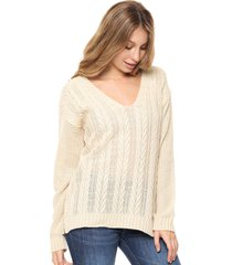 sweater beige nano