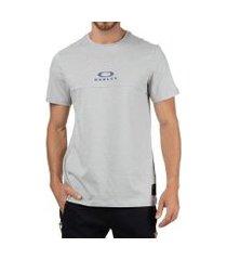 camiseta oakley tractor block sp masculina