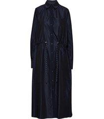 calypso coat dress dresses everyday dresses blå second female