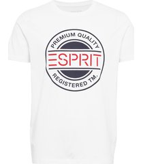 t-shirts t-shirts short-sleeved vit esprit casual