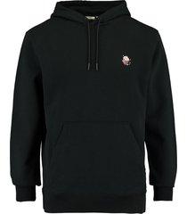 america today hoodie sagar hood zwart