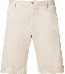etro bermuda shorts - neutrals