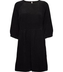 pzsanne tunic dresses everyday dresses svart pulz jeans