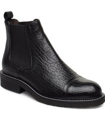 boots 3519 stövletter chelsea boot svart billi bi