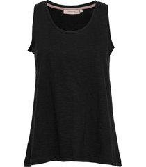 top t-shirts & tops sleeveless svart noa noa