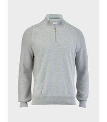 suéter cuello camisero para hombre 08916