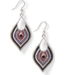 fly away drop earrings