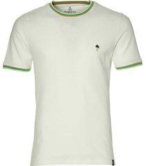 colours & sons t-shirt - slim fit - wit