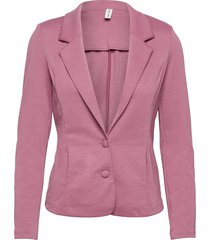 sc-daniela blazers casual blazers rosa soyaconcept