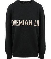 alberta ferretti bohemian life pullover