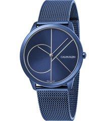 reloj calvin klein hombre k3m51t5n