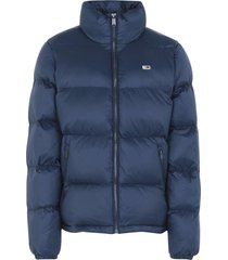 tommy jeans synthetic down jackets