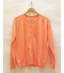 cardigan coral pink sisly