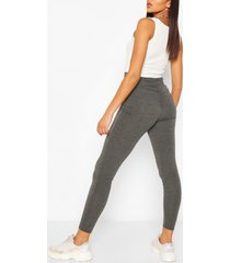 tall booty boost legging met hoge taille, donkergrijs