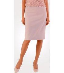 kjol mona rosa