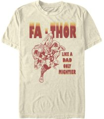 fifth sun men's fa-thor retro short sleeve crew t-shirt