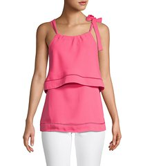 guest sleeveless top
