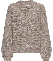 tilda sweater gebreide trui beige odd molly