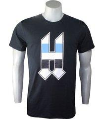 camiseta rádio hospício h3c masculina