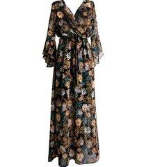 sukienka szyfonowa laure
