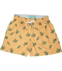 pt- pantaloneta de baño homb-pol. e basica tropical
