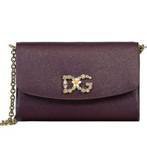 mosto dg girl wallet on a chain