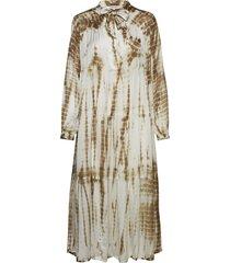 gaia jurk knielengte crème gai+lisva