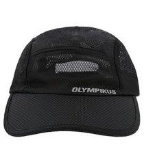 boné olympikus essential tecido preto
