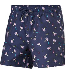 badshorts confetti palm swim shorts