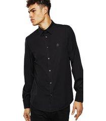 camisa s bill shirt negro diesel