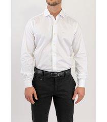 camisa blanca pato pampa corte ejecutivo puro pima 1338