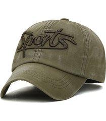 cappellino da baseball in cotone sportivo embroideriato ricamato maschile cappelli da sedia a sdraio all'aperto