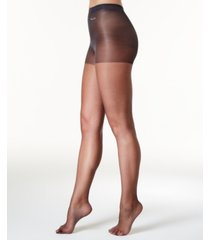 calvin klein women's infinite sheer control top tights