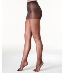calvin klein women's infinite sheer control top tights