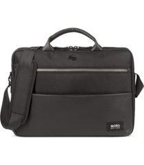 solo men's executive briefcase