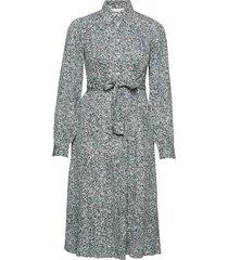 2nd limelight springle jurk knielengte grijs 2ndday