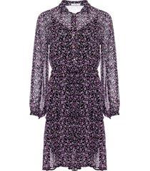 noella noella nanna dress lilac flower print
