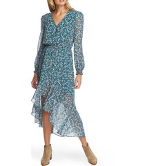 women's 1.state woodland floral long sleeve dress