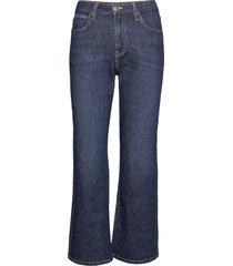 carol boot jeans wijde pijpen blauw lee jeans