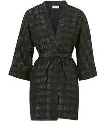 kimono viabies 3/4 cover up