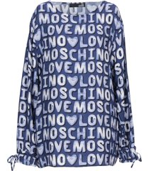 love moschino blouses