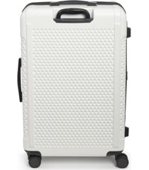 """closeout! calvin klein driver 28"""" expandable hardside spinner suitcase, created for macy's"""