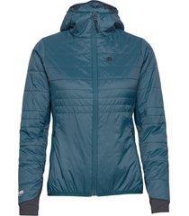 theresia w primaloft outerwear sport jackets blå 8848 altitude